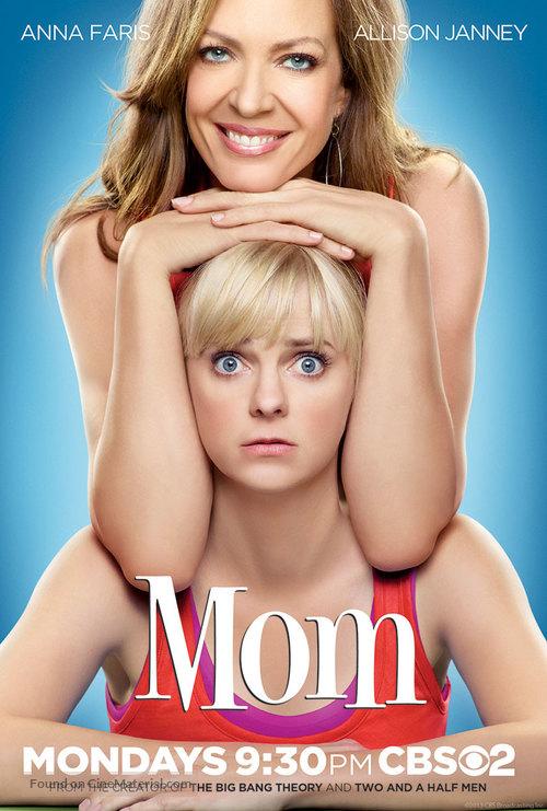 """Mom"" - Movie Poster"