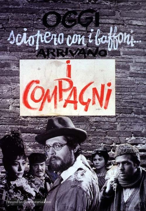 I Compagni - Italian Movie Cover