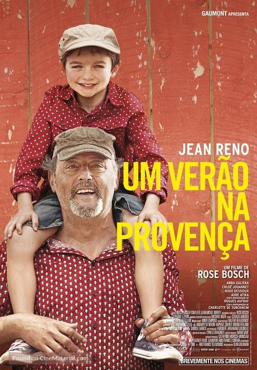 Avis de mistral - Portuguese Movie Poster