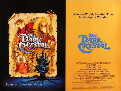 The Dark Crystal - British Movie Poster