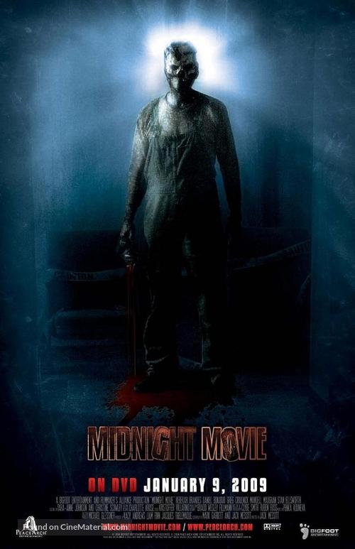 Midnight Movie - Movie Poster