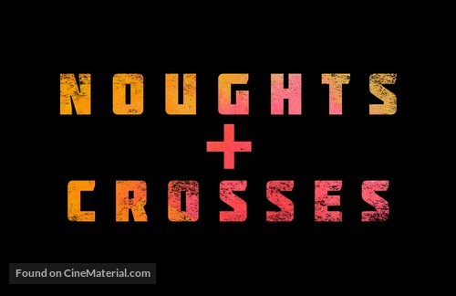 """Noughts + Crosses"" - British Logo"