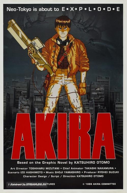 Akira - Movie Poster