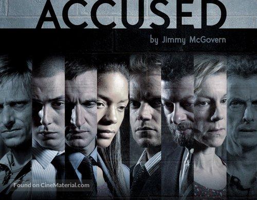 """""""Accused"""" - British Movie Poster"""