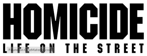 """""""Homicide: Life on the Street"""" - Logo"""