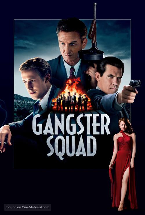 Gangster Squad - Danish Key art
