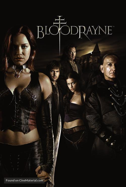 Bloodrayne - Movie Poster