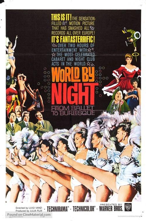 Il mondo di notte - Movie Poster