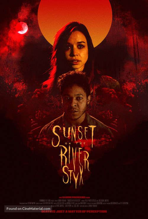Sunset on the River Styx - Movie Poster