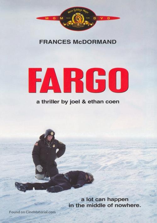Fargo - DVD movie cover