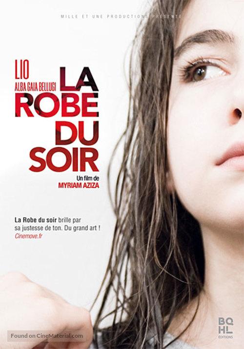 La robe du soir - French DVD movie cover