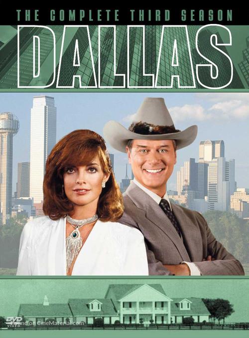 """""""Dallas"""" - Movie Cover"""