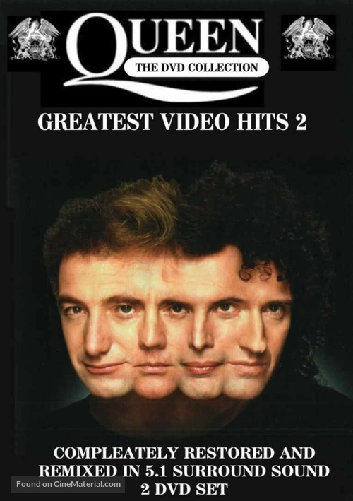 Queen: Greatest Video Hits 2 - Movie Cover