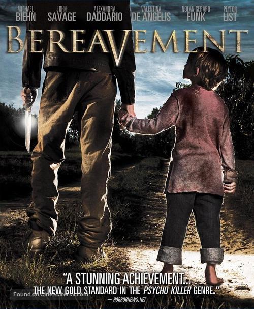 Bereavement - Blu-Ray movie cover