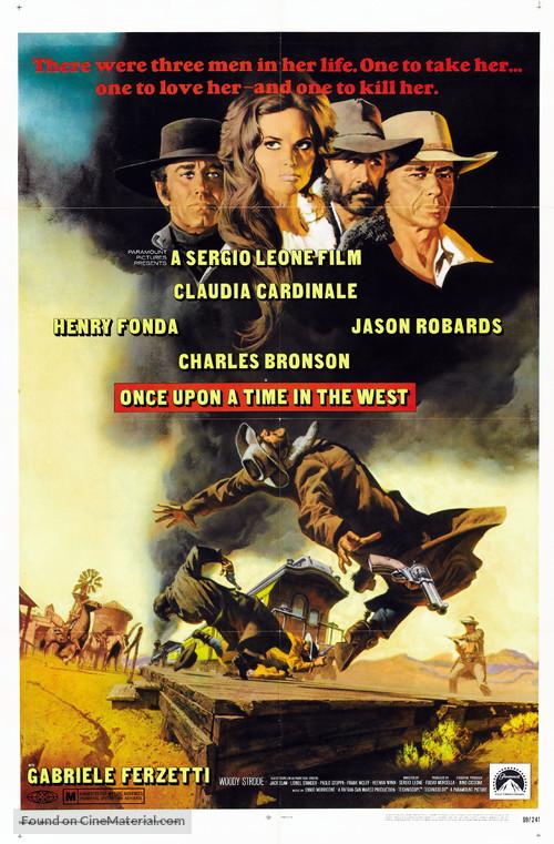 C'era una volta il West - Movie Poster