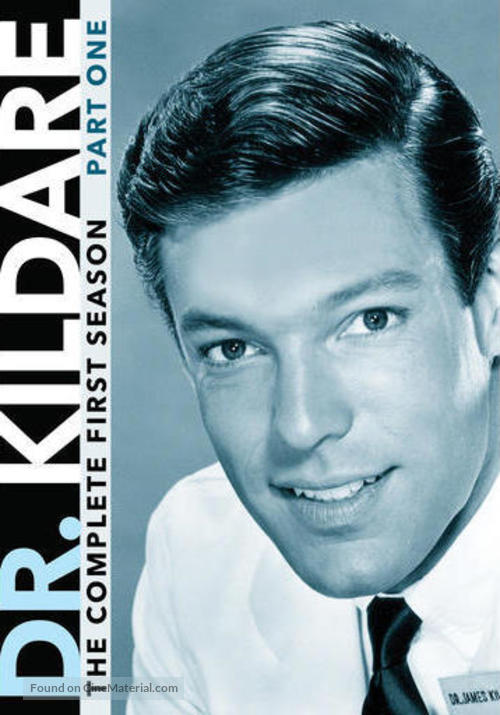 """Dr. Kildare"" - DVD movie cover"