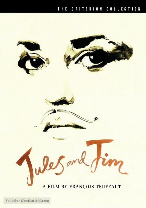 Jules Et Jim - DVD movie cover