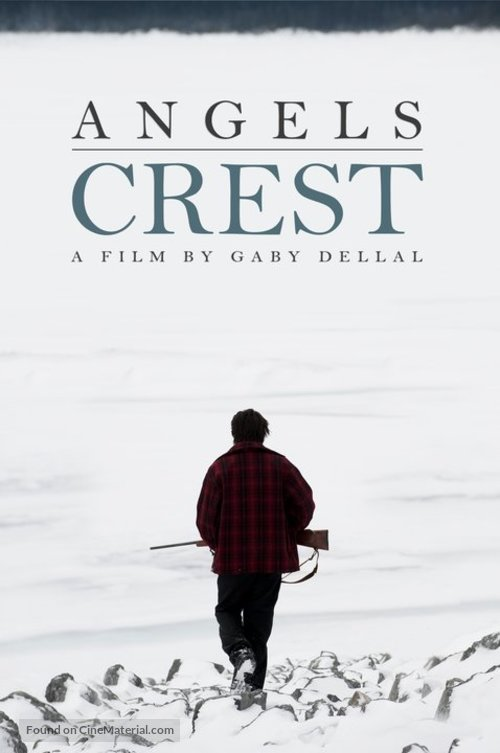 Angels Crest - DVD movie cover
