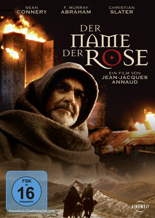 the name of the rose The name of the rose is a 1986 italian-french-german mystery historical drama film directed by jean-jacques annaud, based on the book of the same name by umberto eco sean connery stars as the franciscan friar william of baskerville and christian slater is his apprentice adso of melk,.