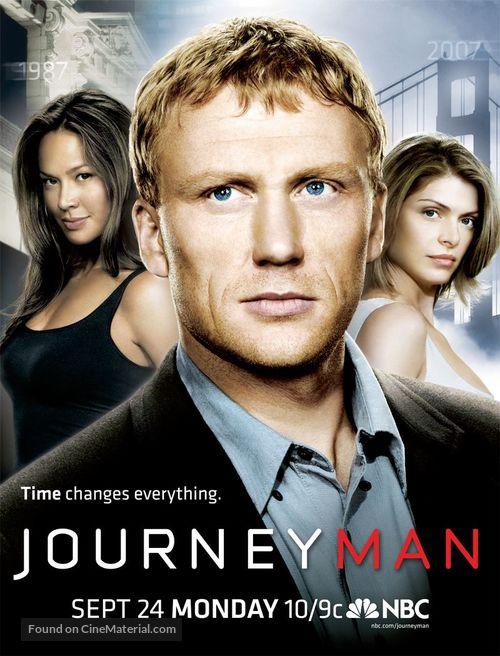 """""""Journeyman"""" - Movie Poster"""