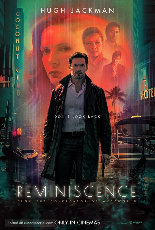 Reminiscence - International Movie Poster