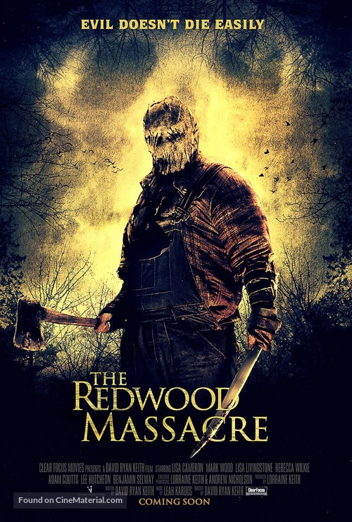 The Redwood Massacre - Movie Poster
