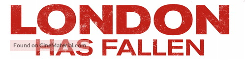 London Has Fallen - Logo