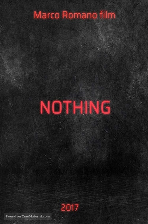 Nothing - Movie Poster