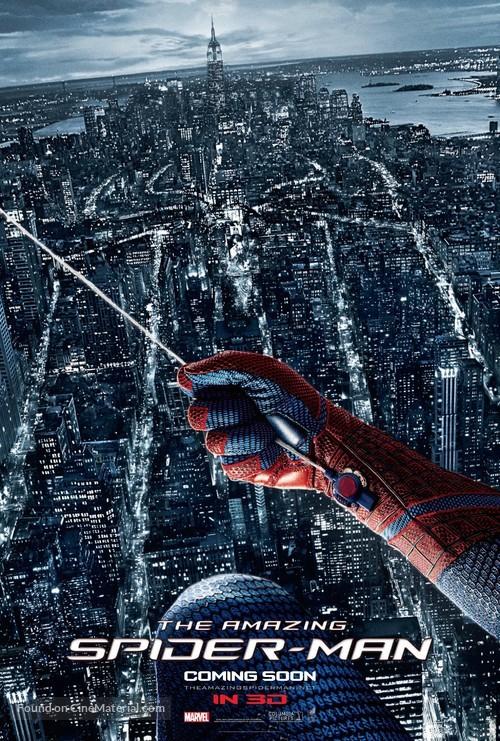The Amazing Spider-Man - Movie Poster