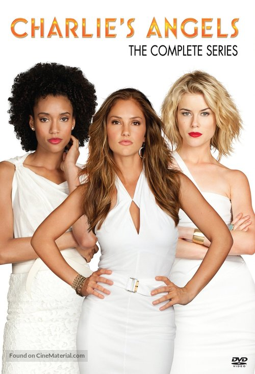 """""""Charlie's Angels"""" - DVD movie cover"""