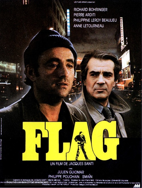 Flag - French Movie Poster