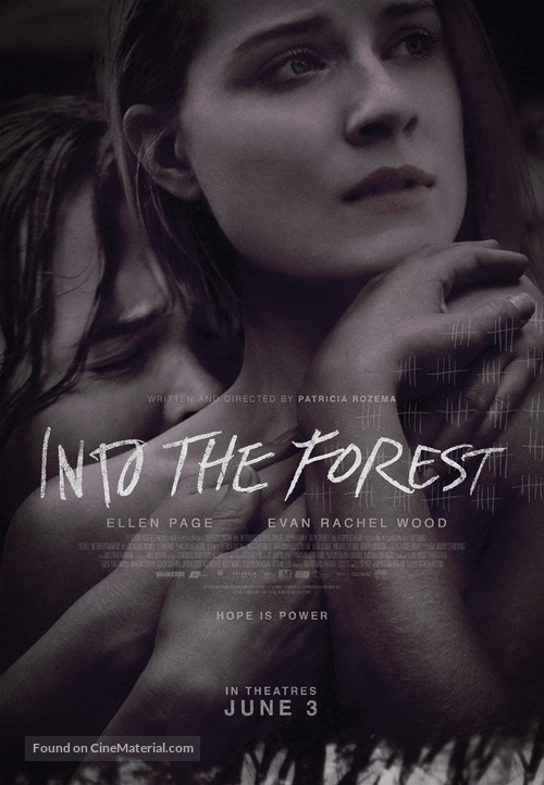 into the forest 2016 movie posters