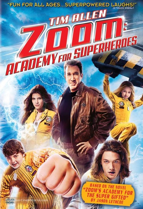 Zoom - DVD movie cover