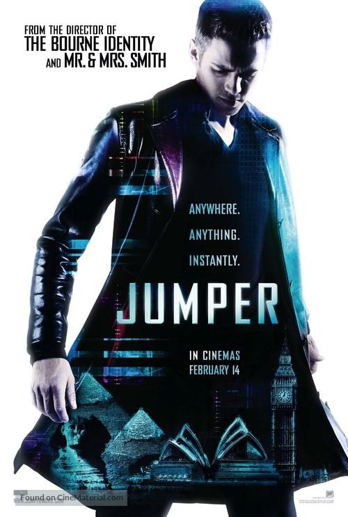 Jumper - Movie Poster