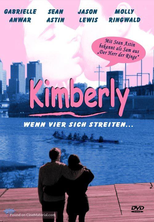 Kimberly - German Movie Cover