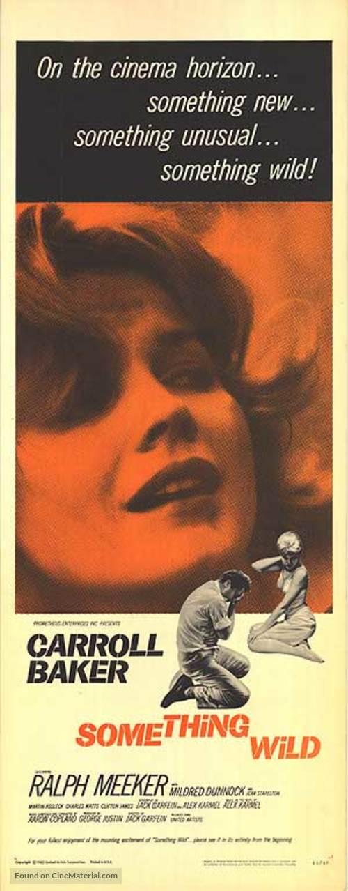 Something Wild - Movie Poster