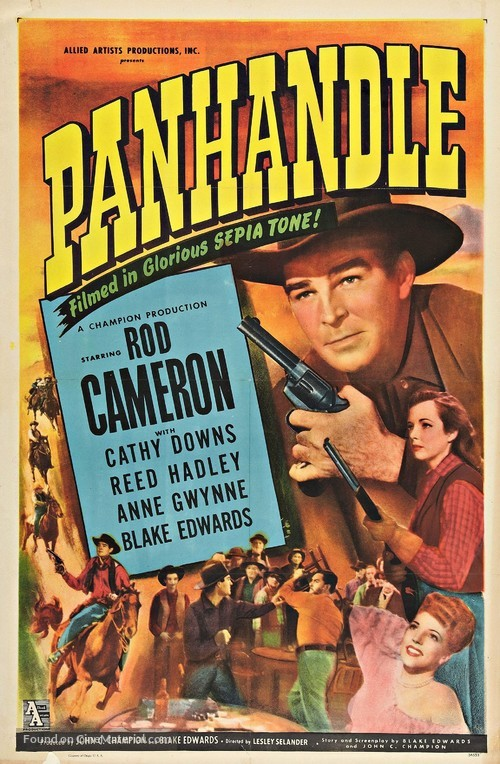 Panhandle - Movie Poster
