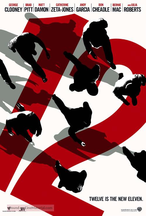 Ocean's Twelve - Movie Poster
