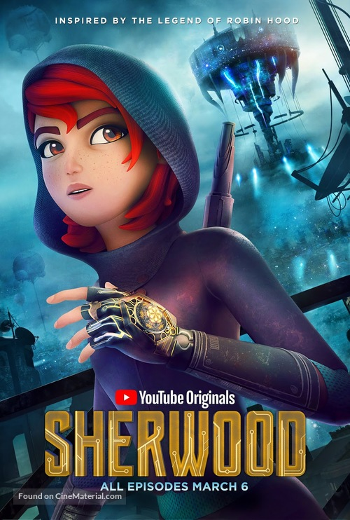 """Sherwood"" - Movie Poster"