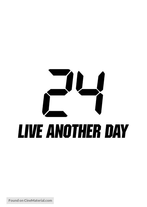 """""""24: Live Another Day"""" - Logo"""