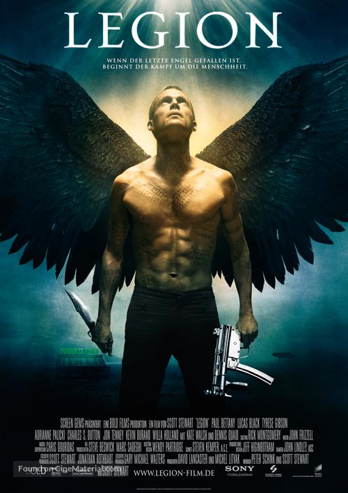 Legion - German Movie Poster