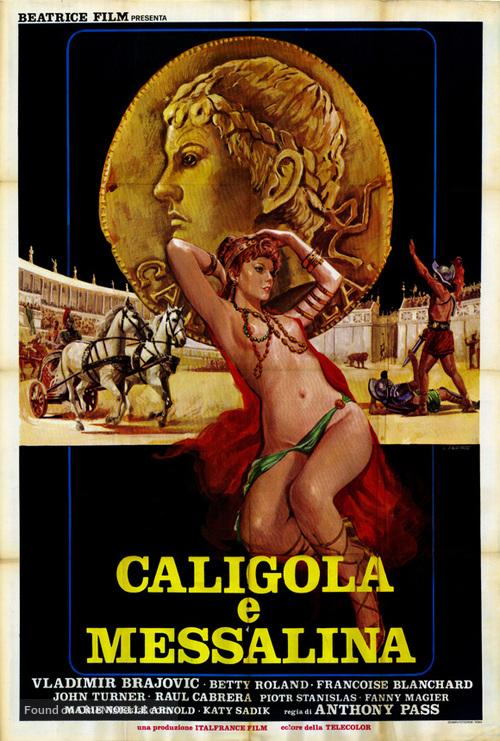 Калигула мессалина порно бесплатно онлайн римские жени