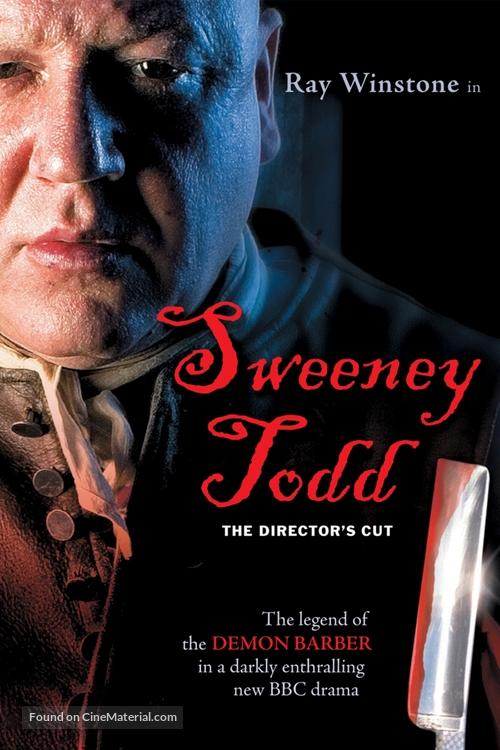 Sweeney Todd - British Movie Poster