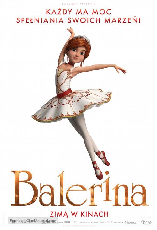Ballerina Polish Movie Poster