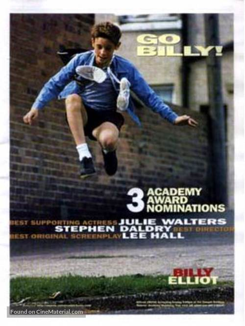 Billy Elliot - Movie Poster