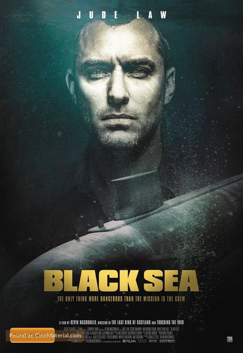 Black Sea - Australian Movie Poster