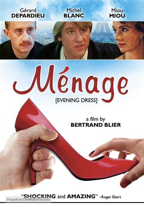 Tenue de soirée - DVD cover