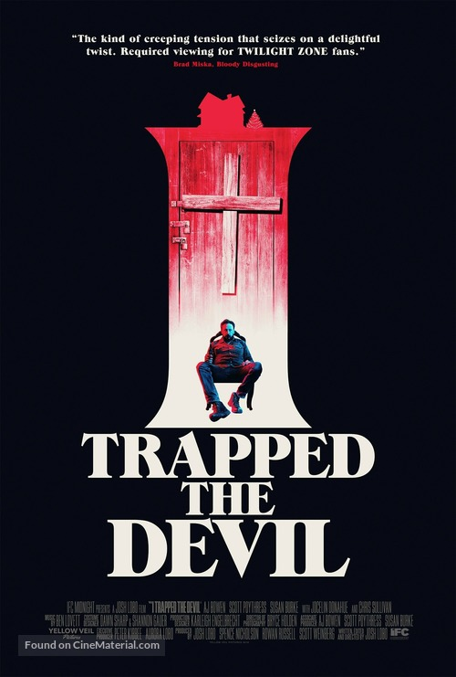 I Trapped the Devil - Movie Poster