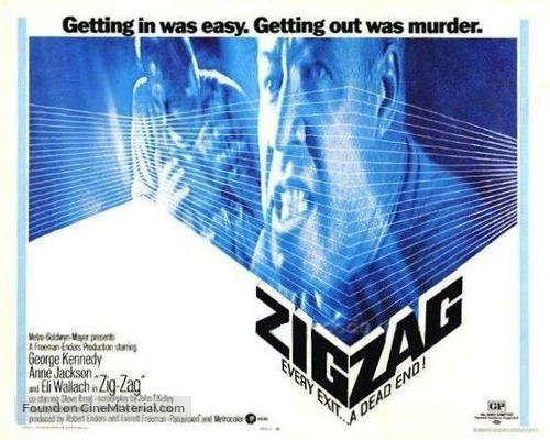 Zigzag - Movie Poster