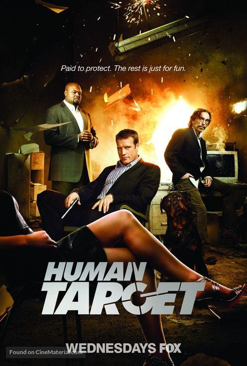 """""""Human Target"""" - Movie Poster"""